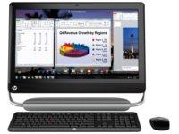 HP TouchSmart Elite 7320, más todo en uno para la empresa