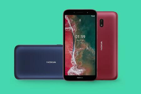 Nokia C1 Plus: un nuevo móvil sencillo con 4G y Android Go que cuesta 69 euros