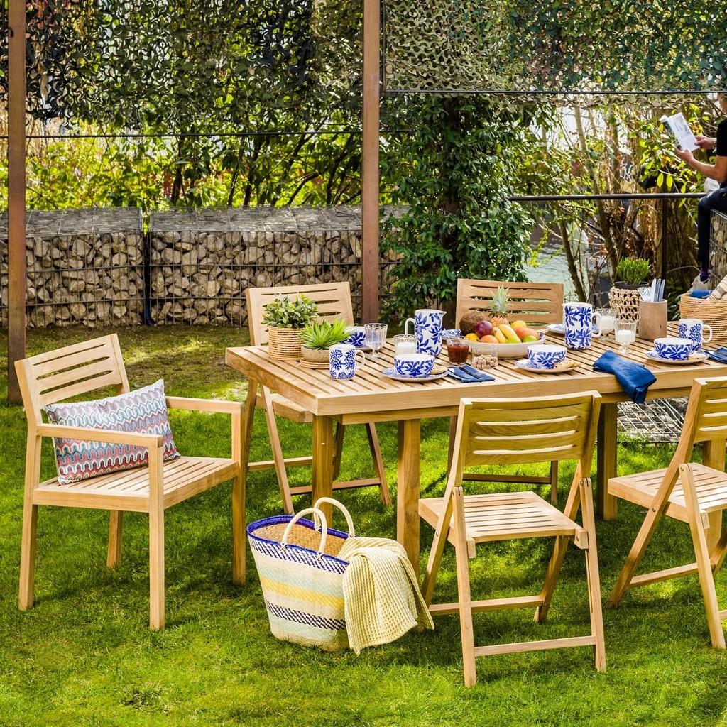 Comer en la terraza: ideas e inspiración para la mesa al aire libre