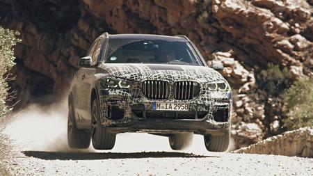 El BMW X5 2019 ya se pasea por medio mundo para ser más deportivo y off-road que nunca
