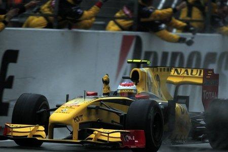 Vitaly Petrov, primera opción para acompañar a Kubica