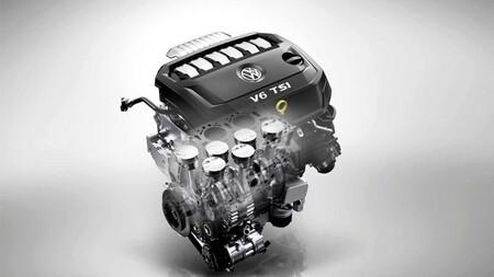 ¡Larga vida al VR6! Volkswagen decide utilizarlo en su nuevo SUV de siete pasajeros