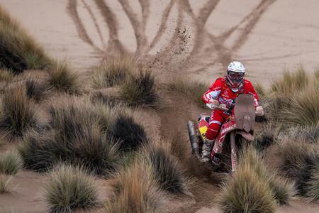 Gerard Farres Dakar 2018