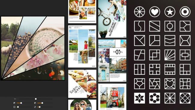 Programa para editar collage de fotos gratis 24