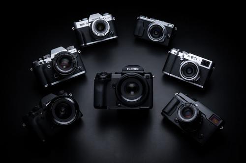 Guía por todo el catálogo de Fujifilm: cámaras, objetivos y público al que se dirigen