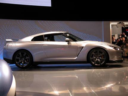 Nissan GT-R en el salon de Tokyo