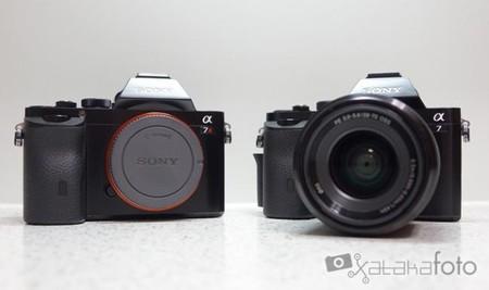 Sony A7 y A7R, análisis