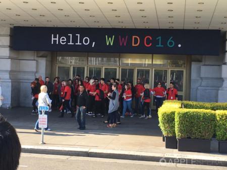 Primeras fotos exclusivas desde la WWDC16 [actualizado: exteriores del Moscone y la Apple Store Union Square]