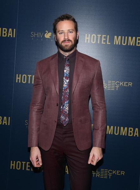 Armie Hammer Hotel Mumbai Red Carpet Premiere 02