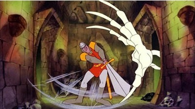 Dragon's Lair en Blu-ray