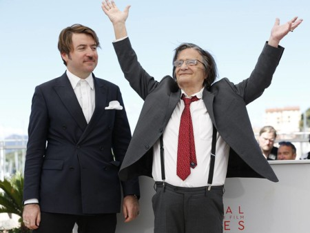 Albert Serra Cannes 2016