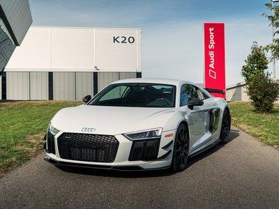 El Competition Package convertirá al Audi R8 en un hiper bólido, pero no estará disponible en México