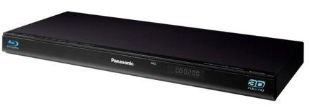 Panasonic mejora el diseño de sus nuevos Blu-Ray 3D