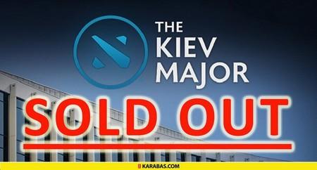 La polémica gestión de las entradas para el Major de Kiev deja a cientos de aficionados sin asistir al evento