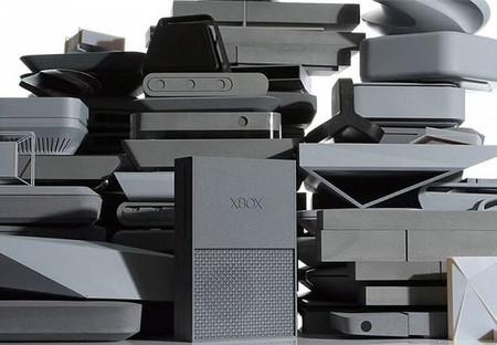 75 prototipos fueron necesarios hasta dar con la forma final de Xbox One