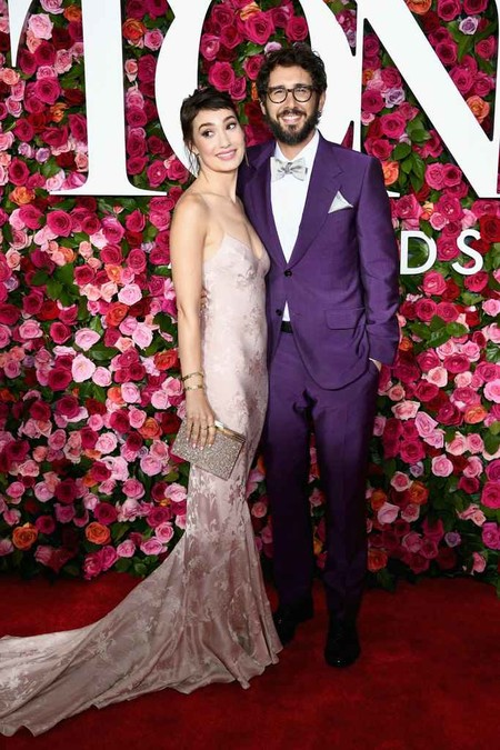 Josh Groban 2018 Tony Awards Red Carpet