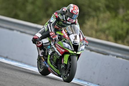 Jonathan Rea Jerez Sbk 2016
