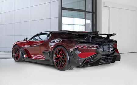 Bugatti Divo 'Lady Bug' 2021