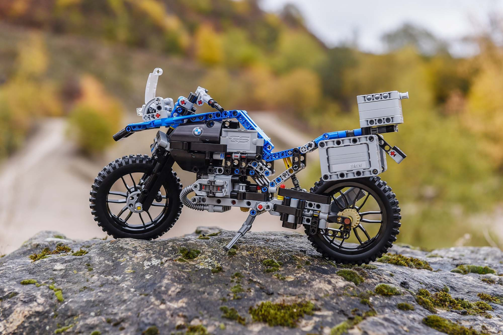Foto de BMW R 1200 GS Adventure LEGO (9/13)