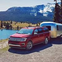 Ford Expedition 2018: Por si algún día soñaste con la comodidad de la sala de tu casa en el auto
