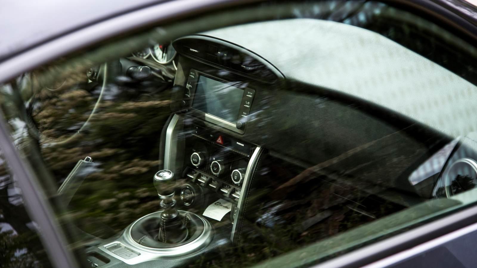 Foto de Toyota GT86 - Fotos interiores (17/28)