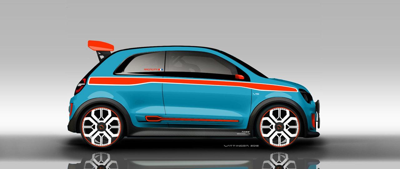 Foto de Renault Twin'Run Concept (23/49)
