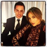 <em>Hasta aquí hemos llegado yogurín</em>, le dice Jennifer Lopez a Casper Smart