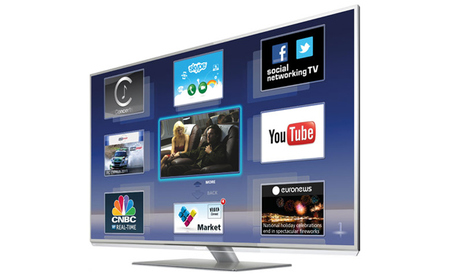 La interfaz Smart Viera, un gran salto para las Smart TVs