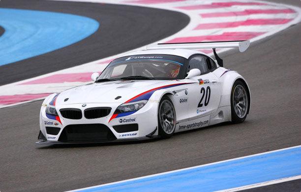 Foto de BMW Z4 GT3 (6/7)
