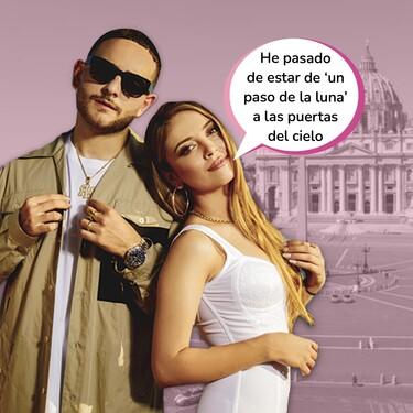 Desde Málaga para el mundo (del catolicismo): Ana Mena actuará para el Papa Francisco en el Vaticano