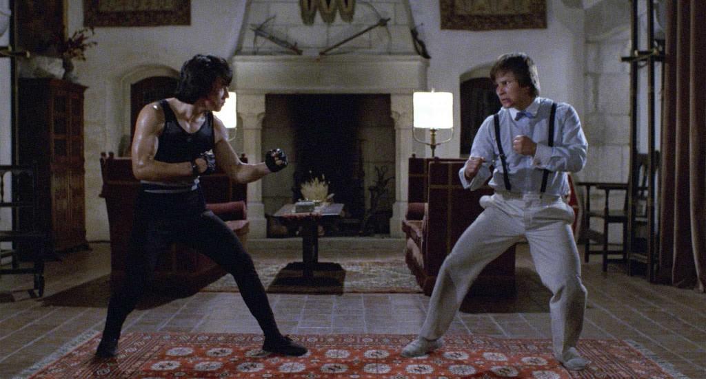 Jackie Chan vs Benny