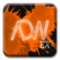 ADWLauncher EX en Honeycomb