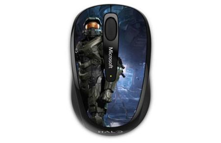 Microsoft Halo mouse