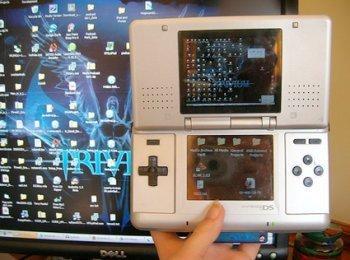 Controla tu PC con la Nintendo DS