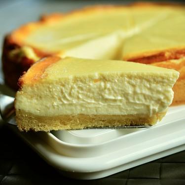 Cheesecake de coco con limón. Receta