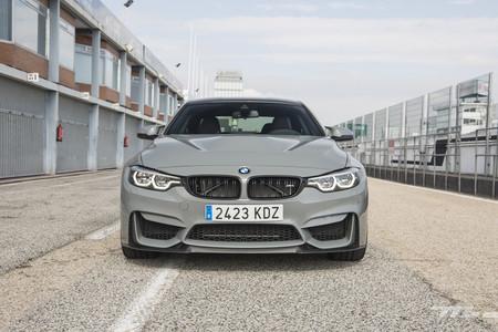 BMW M4 CS delantera