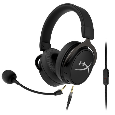 HyperX lanza Cloud MIX, su nuevo auricular para jugones con conectividad Bluetooth y doble micrófono