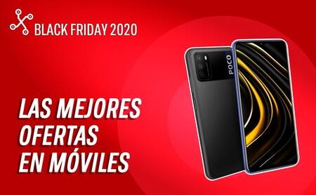 Los 41 mejores móviles en oferta hoy por el Black Friday 2020