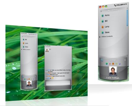 Empiezan las pruebas de Trillian para Mac OS X
