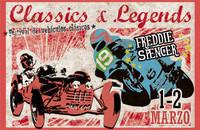 Classic & Legends en el Circuit de Valencia, 1 y 2 de marzo 2014