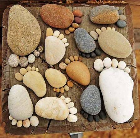 Alfombrilla Piedras
