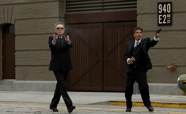 Imagen de la película 'Tipos legales'