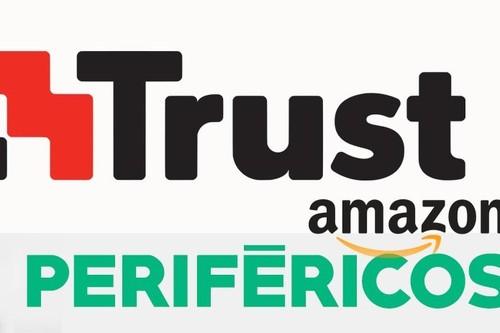 Ofertas en periféricos gaming Trust: Amazon te deja ratones, micrófonos o auriculares a sus precios más bajos hasta la fecha