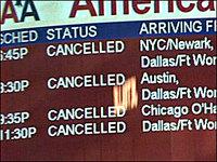 American Airlines cancela más de 1.000 vuelos