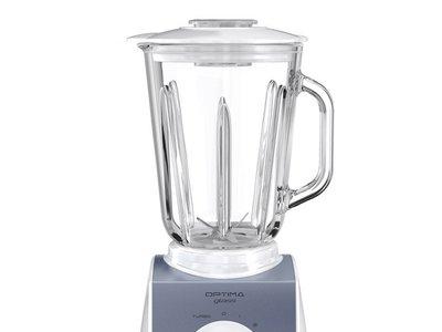 La batidora de vaso Taurus Optima Glass   cuesta sólo 27,95 euros en Amazon ¡Hasta pica hielo!