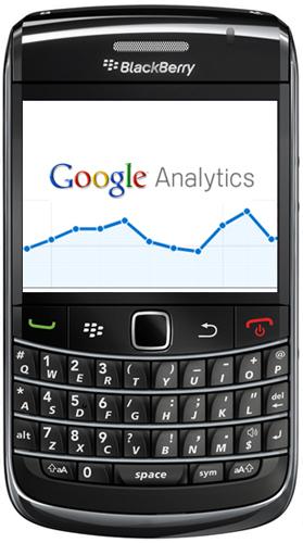 Google Analytics monitoriza el tráfico de las aplicaciones móviles