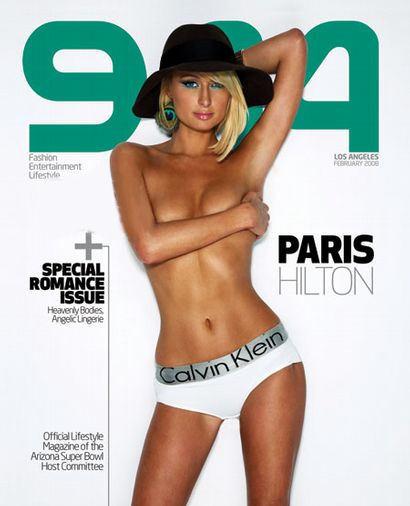 Paris se desnuda para 944