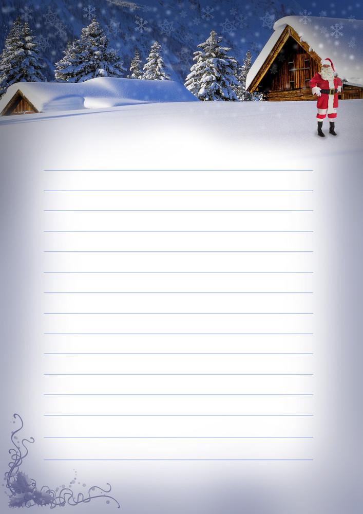 Haz tu propia carta para que Papá Noel responda a los niños