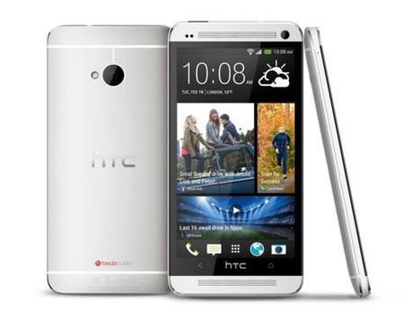 HTC One pantalla