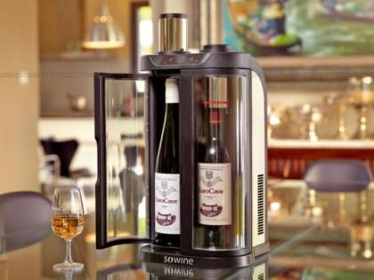 EuroCave, conserva el sabor de tu bebida preferida por 10 días
